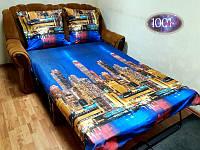 Набор постельного белья №р87  Полуторный, фото 1