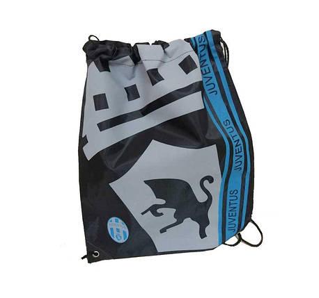 Рюкзак-мешок для обуви Ювентус !Распродажа!, фото 2