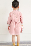 Курточка-плащ розовая, фото 2