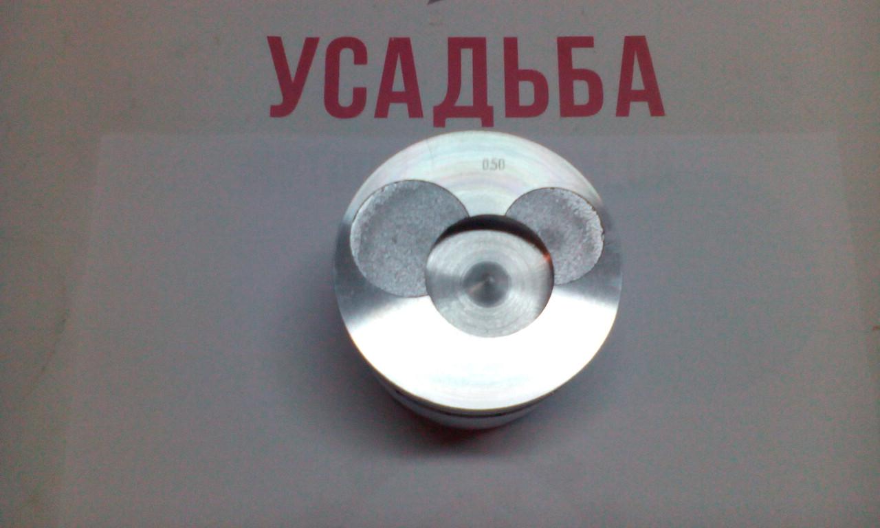 Поршень 86.5 острый носик 186F