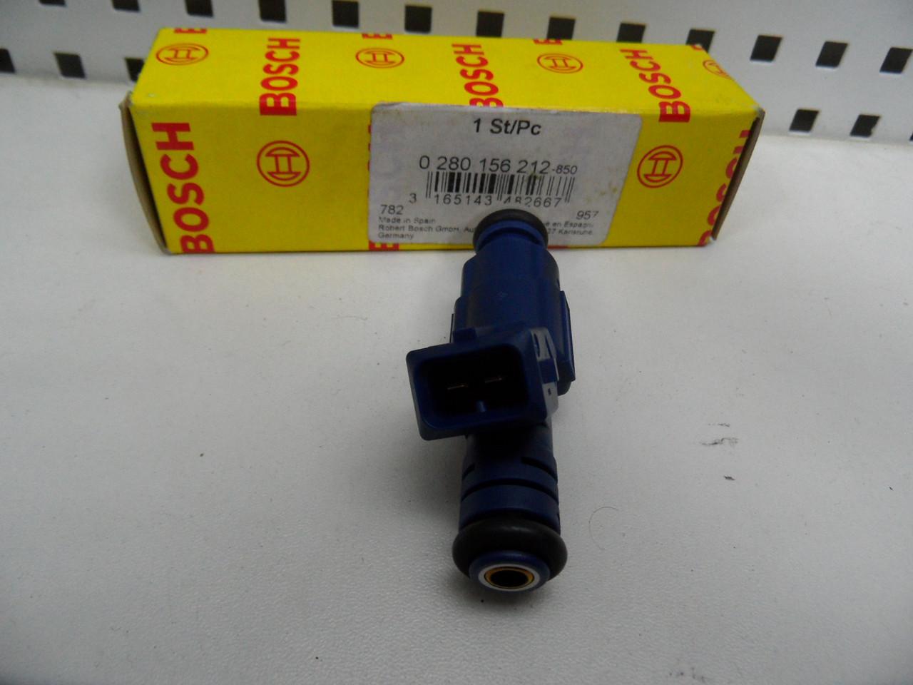 Форсунка бензиновая Bosch ВАЗ 0280156212, 0280155712, 0 280 156 212, 0 280 155 712, 93177457, Opel,