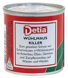Фумигант Фостоксин, средство от полевок и кротов.Detia, Германия.45 гр.(75 таблеток)