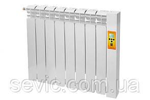 Электрический радиатор с климат - контролем (8 секций)