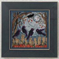 Набор для вышивки Mill Hill Ravens (2014)