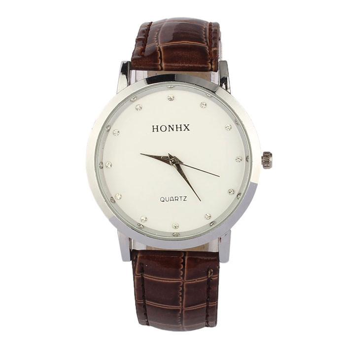Мужские наручные часы из нержавеющей стали Honhx