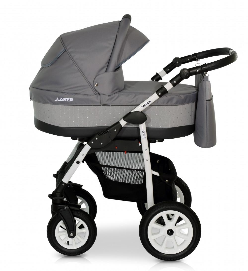 Детская коляска VERDI LASER 2 в 1 - Интернет-магазин детских товаров и мебели  SIGNAL bea0d760cbd