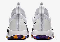 """Кроссовки Nike PG 2 NCAA """"White"""" (Белые), фото 3"""
