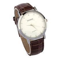 Мужские наручные часы Honhx с алмазиками