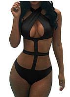 Сексуальный наряд, костюм для ролевых игр, ролевой костюм черный, эротический купальник, 203