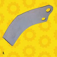 Ножа фрези Лівий