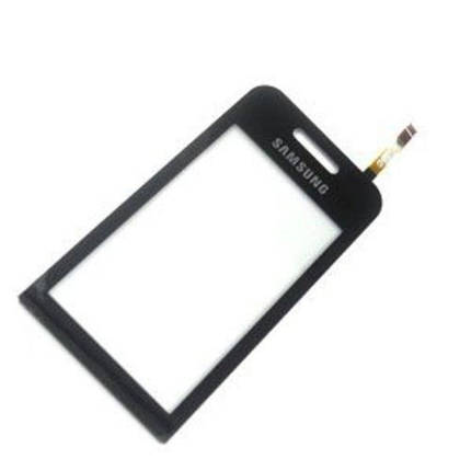 Сенсор сенсорное стекло samsung s5233 TV чёрный AAA, фото 2