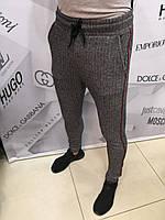 Штаны мужские D4129 серые
