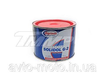 Смазка солидол жировой AGRINOL 0,400кг G-2
