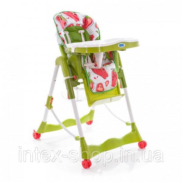 Стульчик для кормления Bambi RT 002 K с корзиной на колесиках