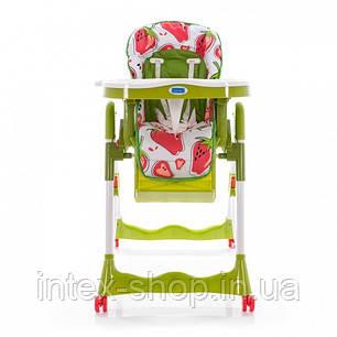 Стульчик для кормления Bambi RT 002 K с корзиной на колесиках, фото 2