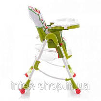 Стульчик для кормления Bambi RT 002 K с корзиной на колесиках, фото 3