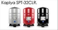 Набор цветных баков Promo, 8 л., SILVER, RED, BLACK, 3 шт., Kaplya, Тайвань, SPT-32CLR, фото 1