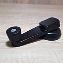 Ручка стеклоподъемника метал 3302 Газель, фото 3