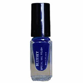 Лак для стемпинга Bluesky 6 ml синий