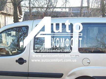 Блок левый (окно с форточкой) на Fiat Doblo 2000- (Фиат Добло 2000-)