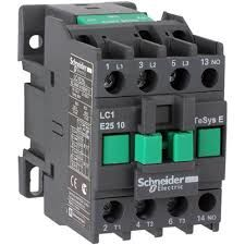 Контактор 6A 3Р 1NC кат. ~220В 50Гц LC1E0601M5