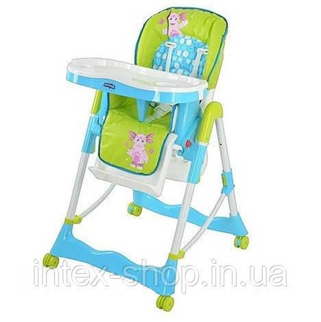 Детский стульчик Bambi LT 0007 для кормления Лунтик