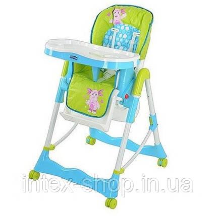 Детский стульчик Bambi LT 0007 для кормления Лунтик, фото 2