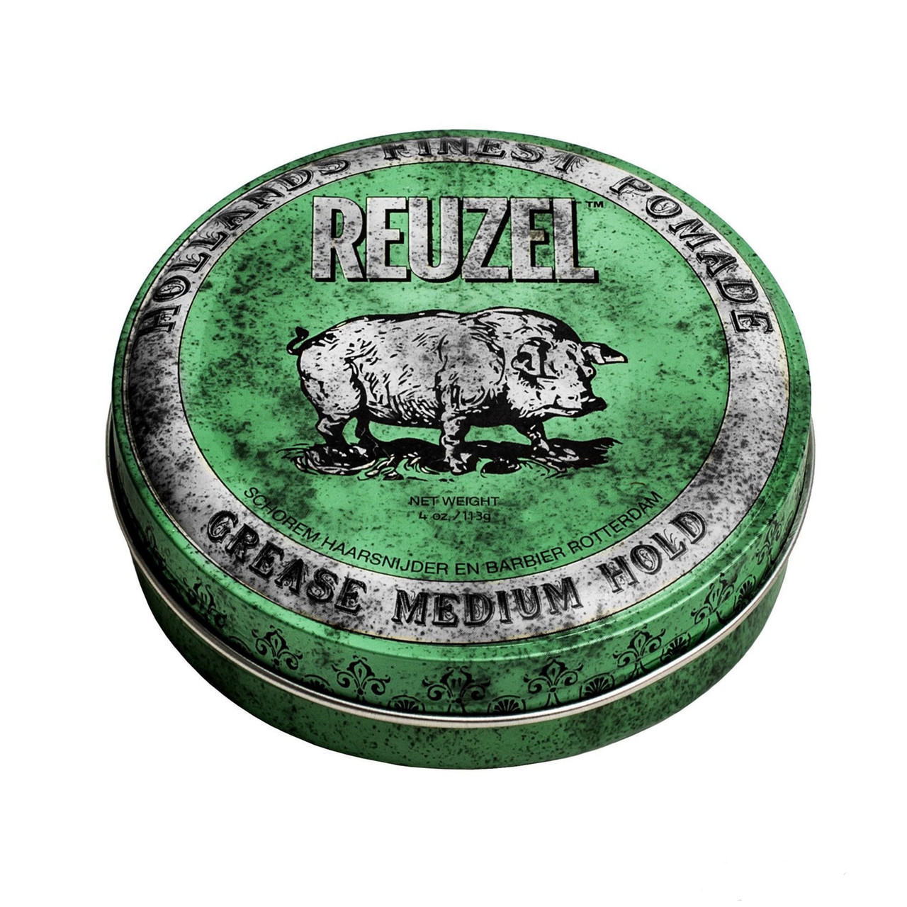 Воск Reuzel Green Grease Medium Hold 113 г