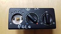 Блок управління пічкою  Volkswagen Polo 867 819 045 A