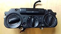 Блок управління пічкою  Volkswagen Caddy