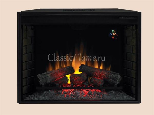 Электрокамин Classic Flame 26EFU22GRA