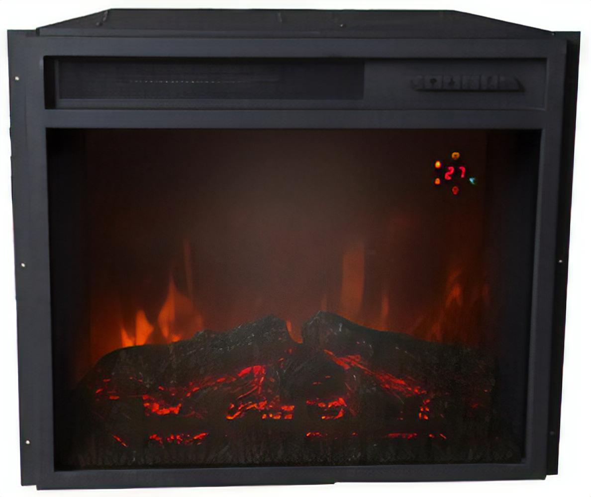 Электрический камин Bonfire EL1440А  23 с функции светодиодной подсветкой и естественным огнем
