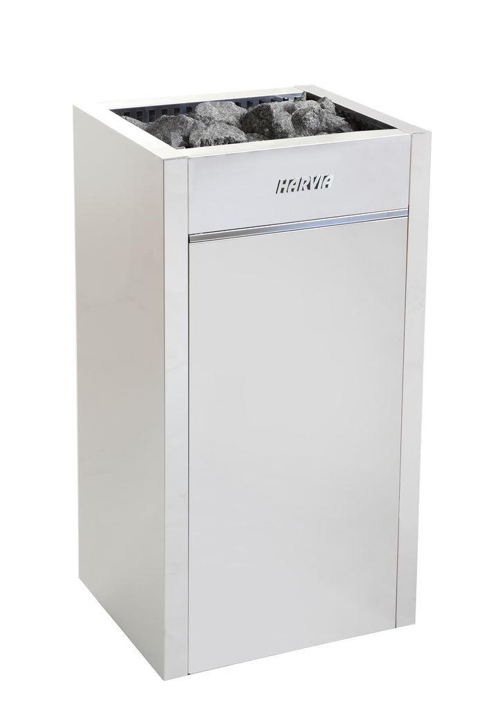 Электрическая печь для сауны Harvia Virta Combi HLS90S / HL90S (автомат. подача воды)