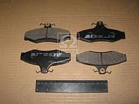 Колодка тормозная DAEWOO LEGANZA/NUBIRA задняя (пр-во ABS) 37054