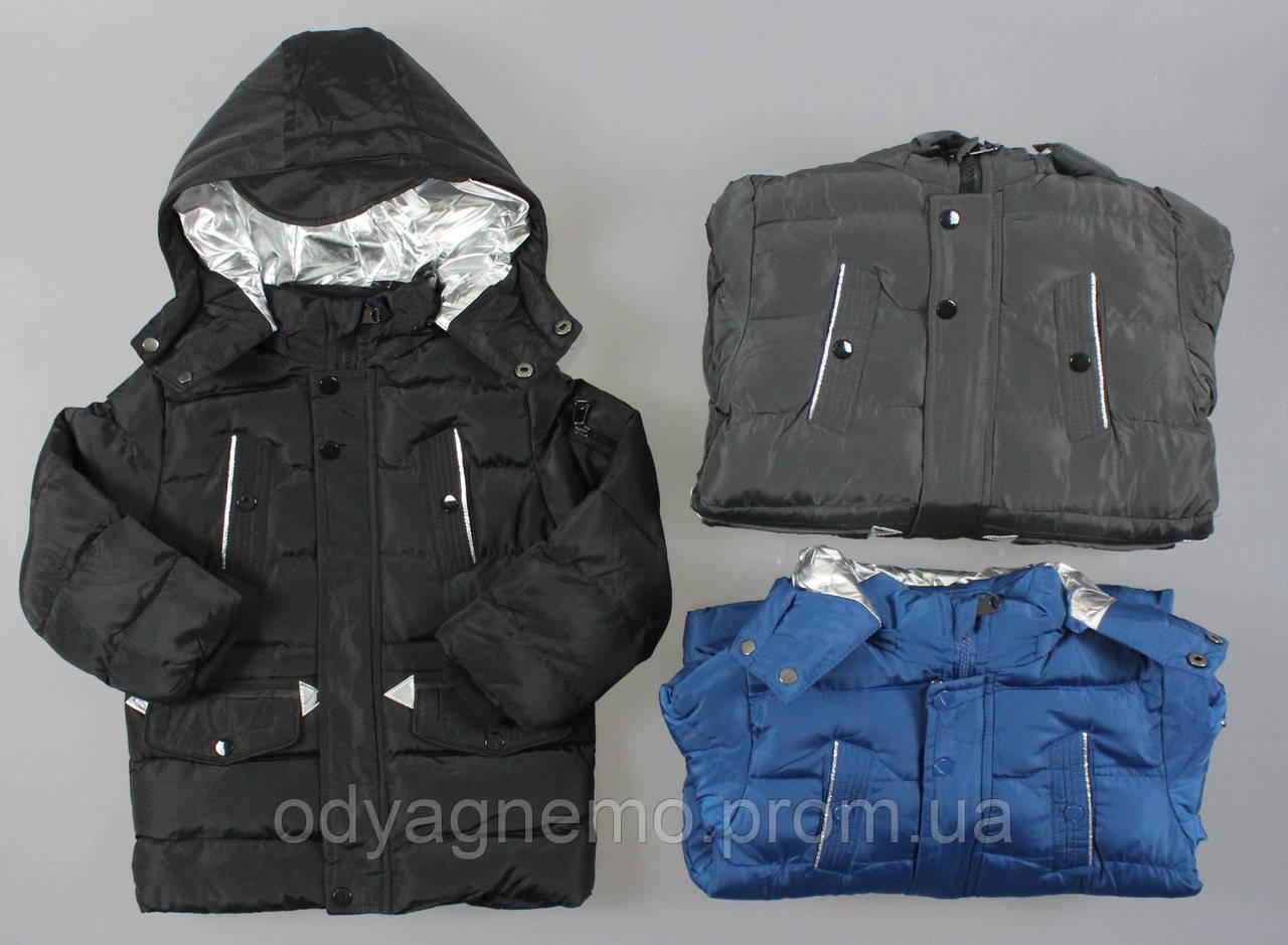Курточка утепленная для мальчиков Nature оптом ,2/3-8/9 лет.
