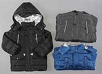 Курточка утепленная для мальчиков Nature оптом ,2/3-8/9 лет., фото 1