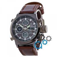 AMST Black-Brown Wristband