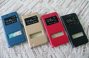 Кожаный чехол книжка Momax для Meizu (Мейзу) M5С
