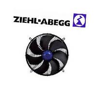 Осевые вентиляторы ziehl-abegg