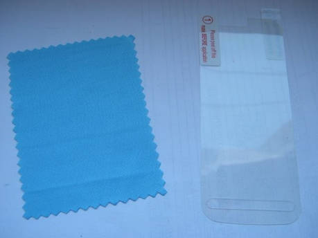 Защитная плёнка на экран Nokia 5800 5230 5228, фото 2