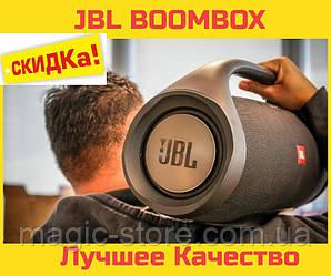 Портативная Bluetooth колонка JBL BoomBox   беспроводная колонка, USB, павербанк