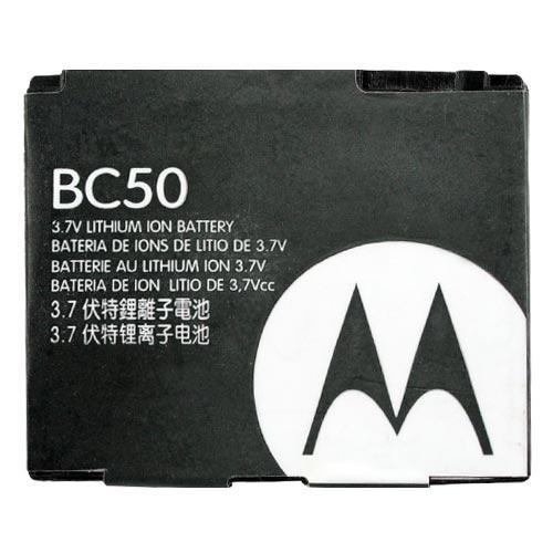 Аккумулятор для motorola  bc 50 C257, C261, K1, L2, L6, L7, L9, V3x, Z3, Z6, ZN200 Оригинал
