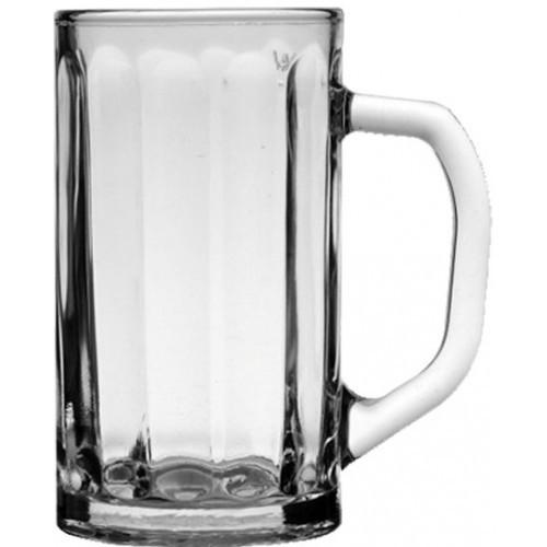 Бокал стеклянный для пива  NICOL 400мл.