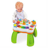 Музыкальный игровой столик Weina (2092), детский развивающий столик