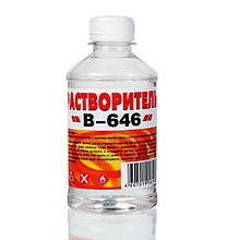 Растворитель 646 TG Primе 4 л (3,25 кг)
