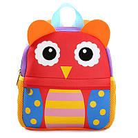 Яркий детский рюкзак Сова, фото 1