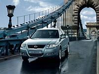 Брызговики модельные Nissan Almera Classic (Лада Локер)