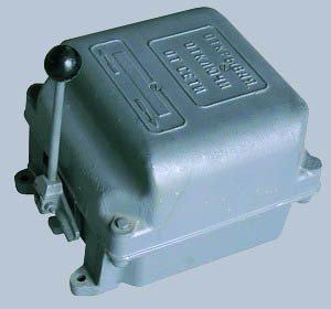 Командоконтроллер ККП-1126