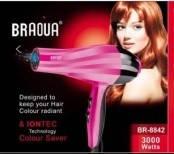 Фен для волос Braoua BR-8842 3000W