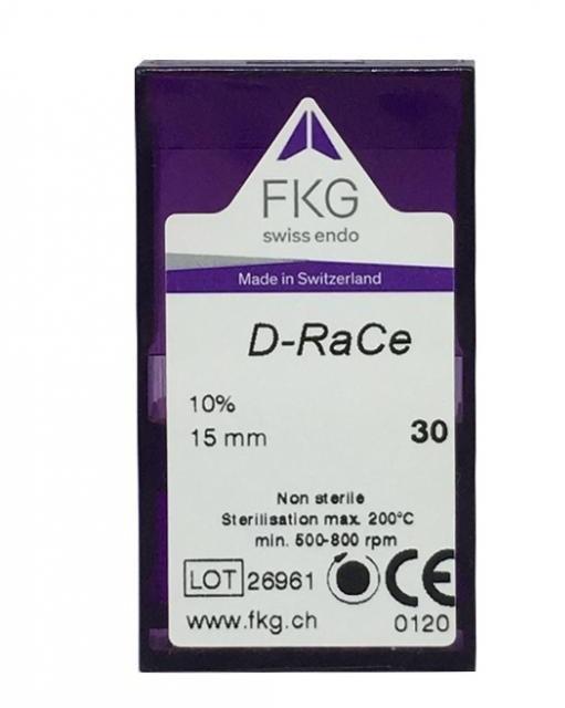 FKG  D-RaCe DR1 (6 інстр)